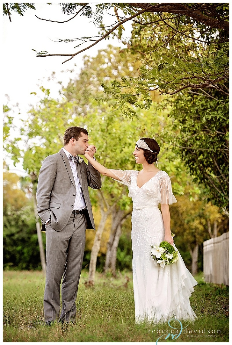 Cayman Islands Grand Old House Gatsby Themed Wedding