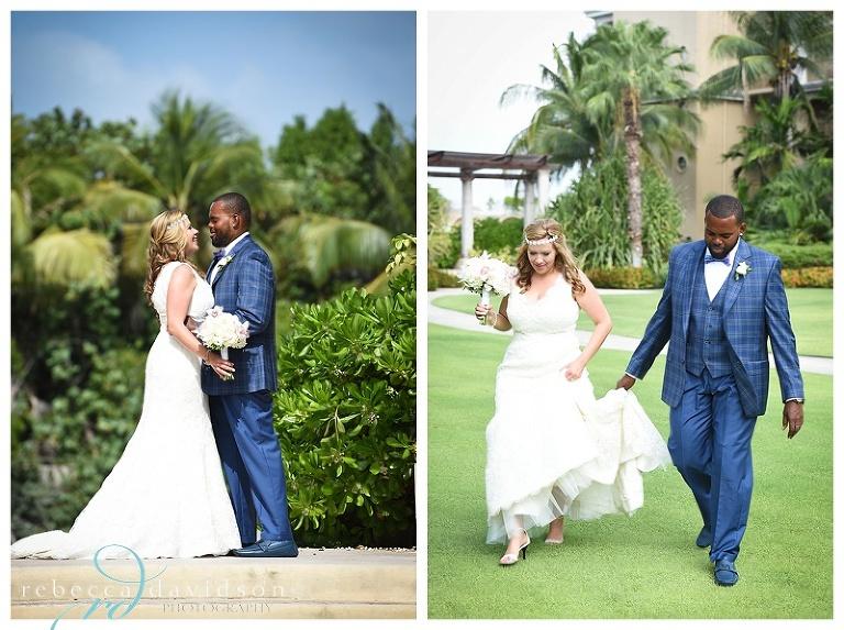 Cayman Island Wedding Ritzy I Dos: Ritz Carlton Grand Cayman Beach Wedding