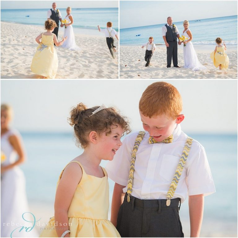 canary yellow and gray wedding theme