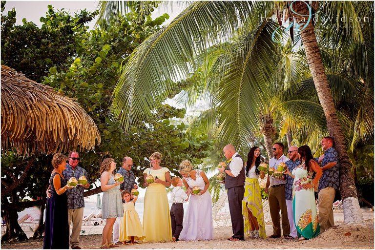 Caribbean Club Cayman Wedding