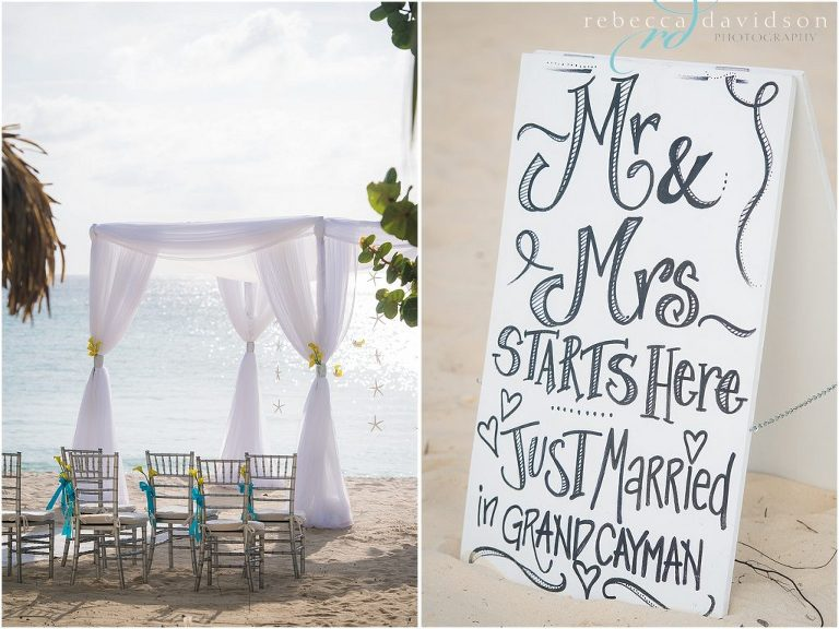 five_star_events_beach_signs