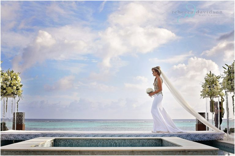 Luxury Cayman Villas Wedding Catherine And Les Rebecca