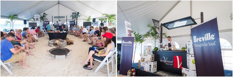 celebrity chefs in cayman islands 2017