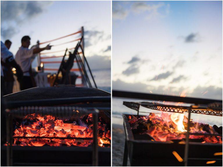 open grills