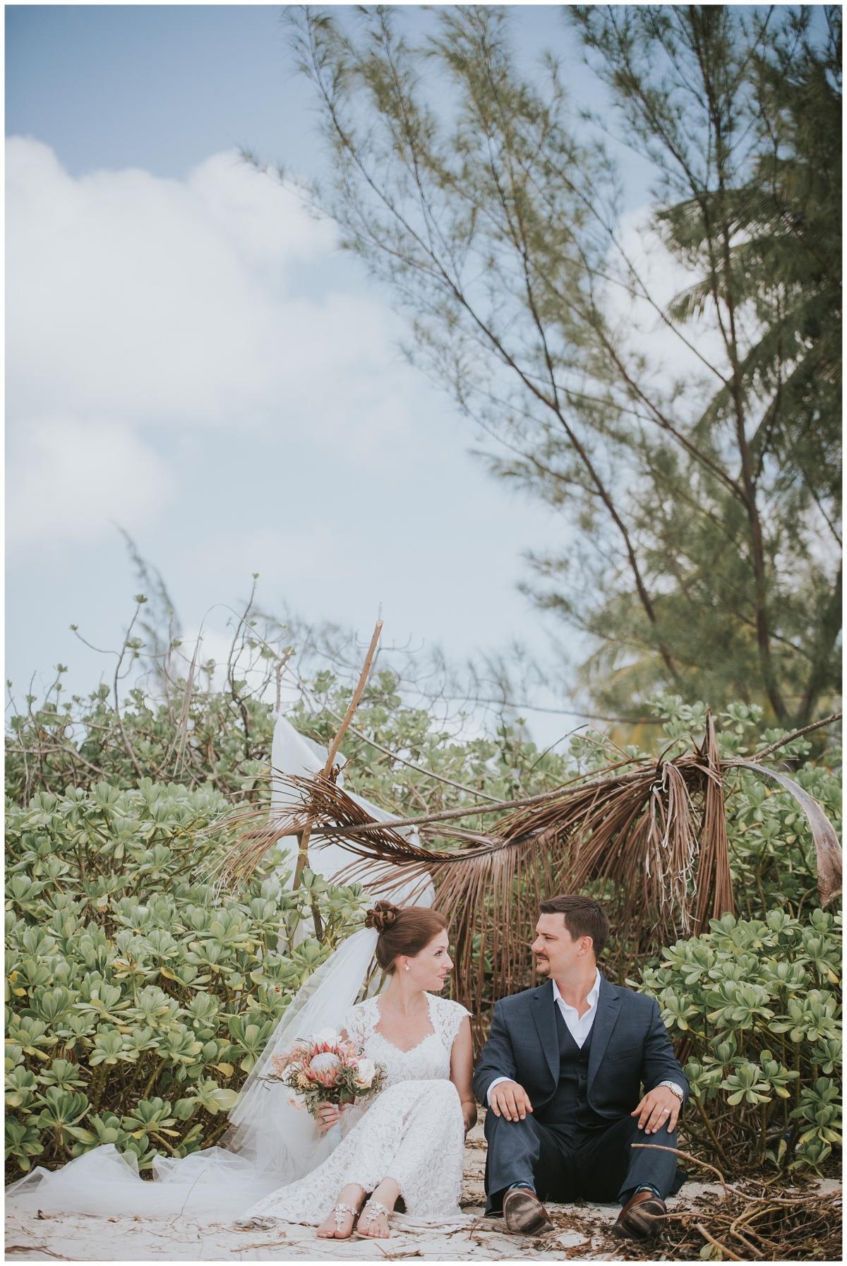 Trash the dress Island Style | Karolyn and Cole - Rebecca Davidson ...