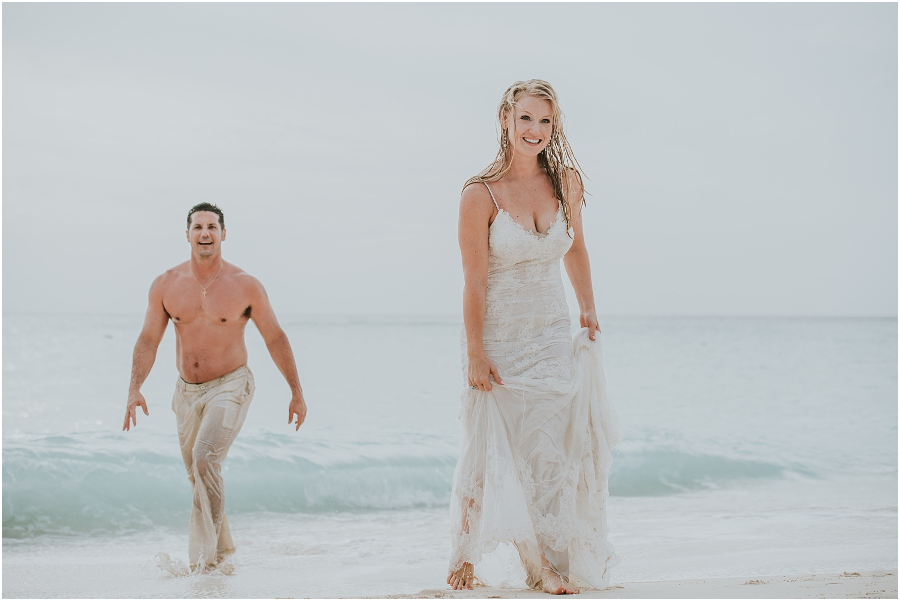 Trash the Dress Cayman Island Style | Lindsay and Michael Part 2 ...