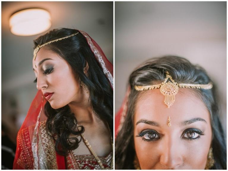 Cayman Islands Hindu Wedding Ceremony | Meena and Austin - Rebecca